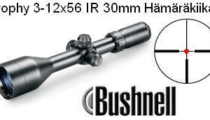 Bushnell Trophy 3-12 x 56 IR 30mm