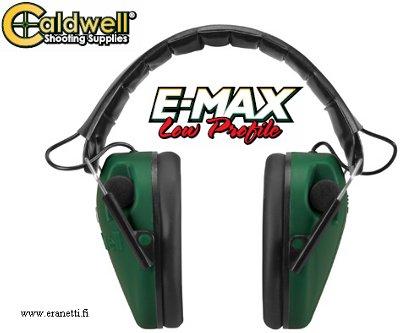 Kuuleva kuulosuojain vihreä