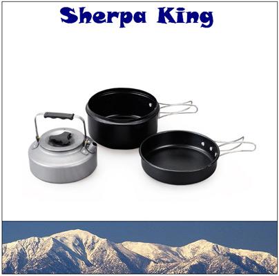 Sherpa King astiasetti