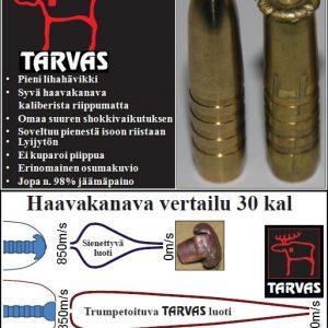 TARVAS 9.3mm kal
