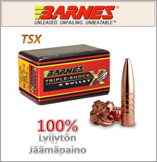 Barnes Triple-Shock X (TSX) .30kal