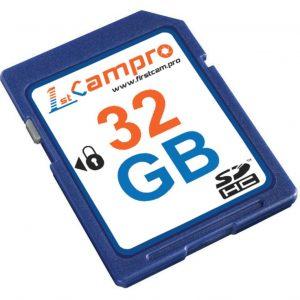 32GB SD muistikortti riistakamera