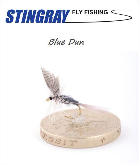 Blue Dun #16 pintaperho