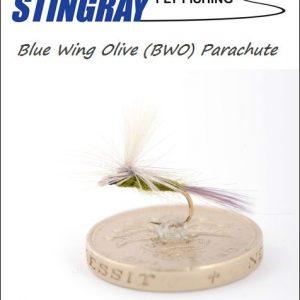 BWO Parachute #12 pintaperho