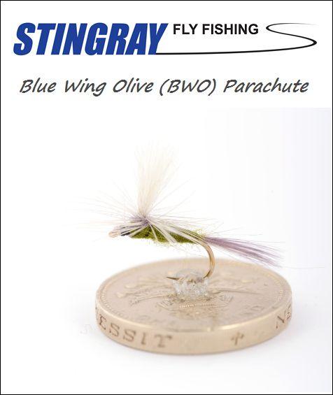 BWO Parachute #16pintaperho