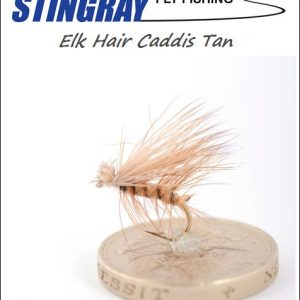 Elk Hair Caddis Tan #12 pintaperho