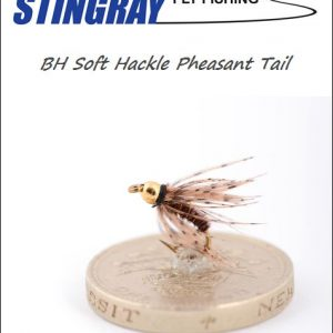BH Soft Hackle Pheasant Tail #16 nymfi