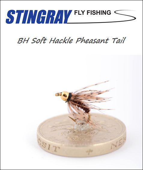 BH Soft Hackle Pheasant Tail #16 nymfi