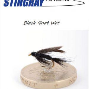 Black Gnat Wet #14 uppoperho