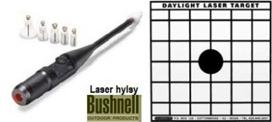 Laser hylsy setti