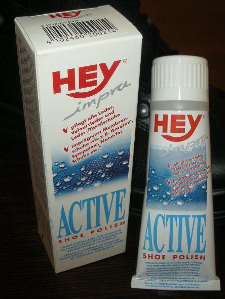 Hey Impra Active Polish 75 ml erikoishoitoemulsio
