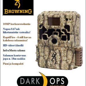Riistakamera Browning DarkOps Micro 10MP HD