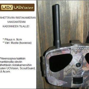Riistakamera vakioantenni (9cm) lähettävään ja etäohjattavaan riistakameraan