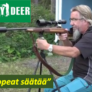 FieryDeer Juha Hirvi