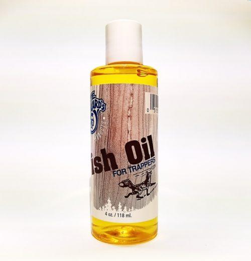 Hajustava Loukkuöljy 118ml Pete Rickard´s Fish Oil