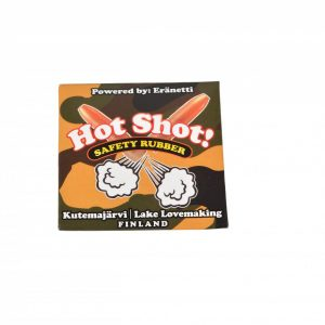 Hot Shot! Safety Rubber