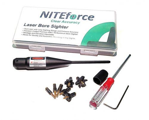 Laser kohdistin setti NITEforce