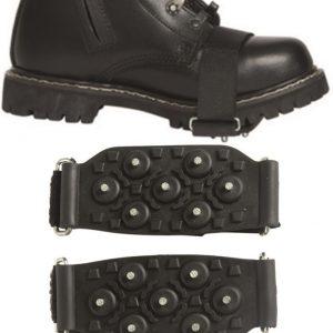 Liukuesteet kenkiin