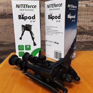 NITEforce Bipod ammuntatuki