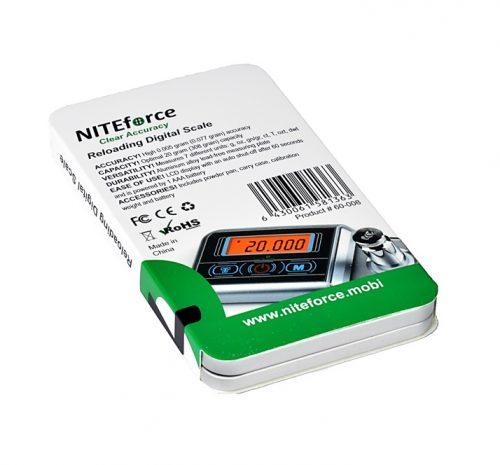 Ruutivaaka NITEforce Reloading Digital Scale