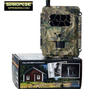 Spromise S358E 3G etäohjattava riistakamera
