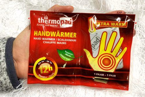 ThermoPad Kädenlämmitin (pari)