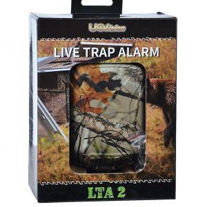 Uovision Live Trap Alarm Loukkuvahti
