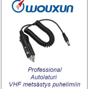 Wouxun Professional Ajoneuvolaturi