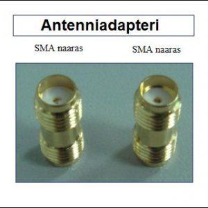 Antenniadapteri, SMA naaras - SMA naaras