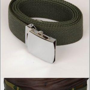 US Army housuvyö, Oliivi väri