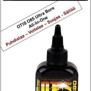 Puhdistus-, voitelu- ja suoja-aine, Otis O85 Ultra Bore All-In-One