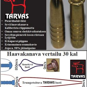 TARVAS .375kal