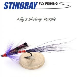 Ally´s Shrimp Purple #8 lohiperho