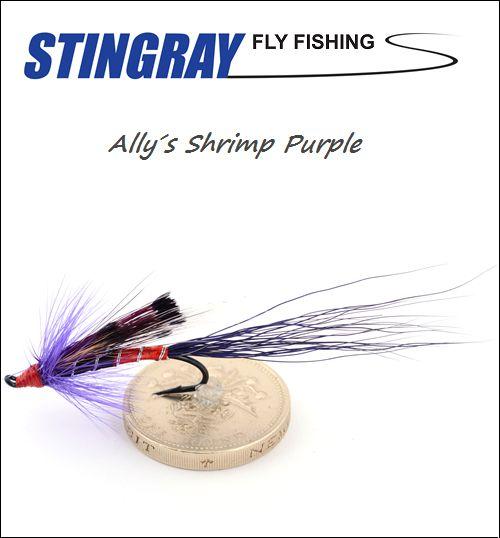 Ally´s Shrimp Purple #8 lohiperho