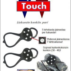 Liukueste kenkiin (pari), Spike Touch