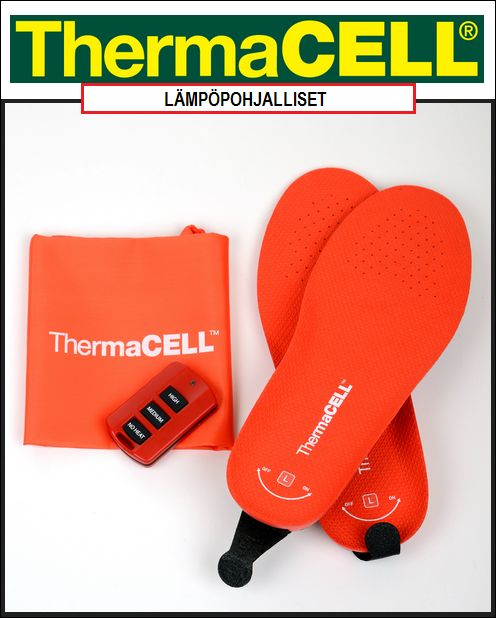 Lämpöpohjalliset, ThermaCELL™