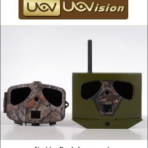 Riistakamera suoja, Uovision Panda