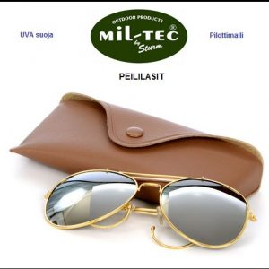 Peililasit, Mil-Tec aurinkolasit UV suojalla