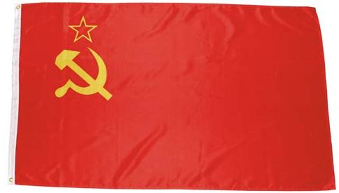 CCCP Neuvostoliiton lippu