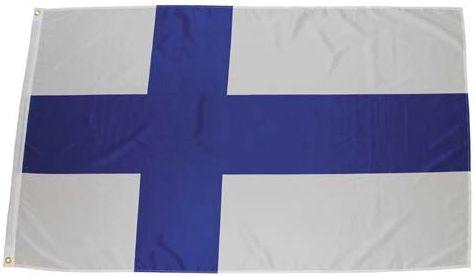 Suomen lippu, Siniristilippu