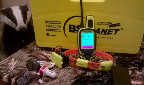 BS Planet EvoMap GEN2 koira GPS