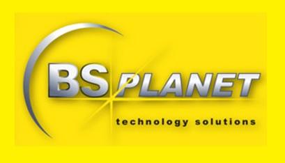 BS Planet logo