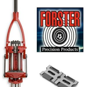 Latauspuristin Co-Ax® B3 Press, Forster Products
