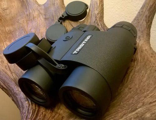 Katselukiikari etäisyysmittarilla (8x42mm/1000m), Tristar LRF1500