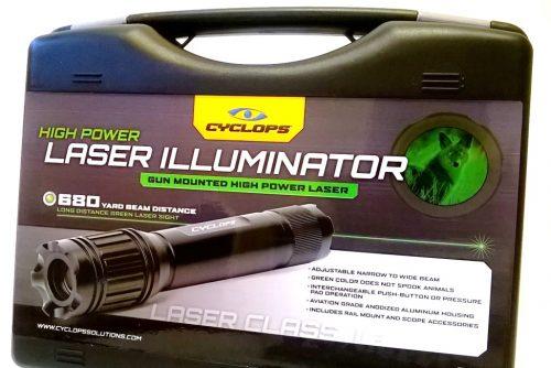 Cyclops Laser Designaattori