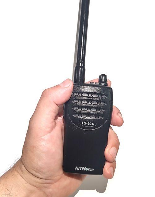 NITEforce VHF Puhelin