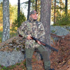 Metsästystakki Lite Camo