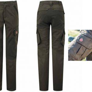 Naisten metsästyspuku, housut