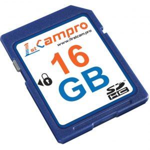 16GB SD muistikortti riistakamera