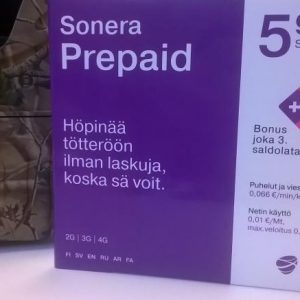 Sonera PrePaid
